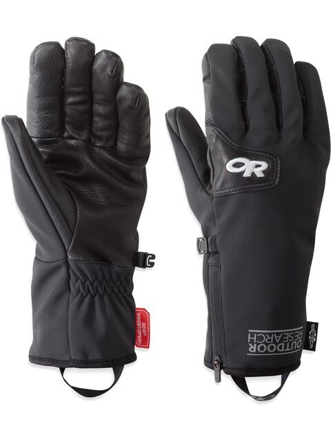 Outdoor Research M's Stormtracker Sensor Gloves black